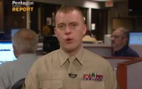 CMC Says Morale High in Afghanistan