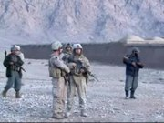 Offensive Ramps up Against Taliban