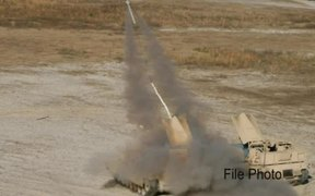 ABV Sees First Combat in Afghanistan