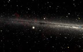 Artists impression of the Milky Way