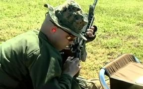 Marines Put Rounds on Target at Pacific Division
