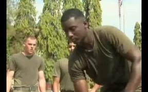 Marines Building Schools in Thailand