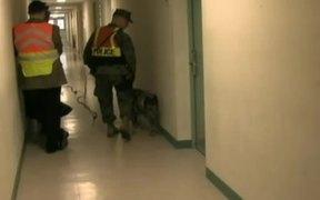 Bomb in the Barracks