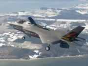 Joint Strike Fighter's First Vertical Landing