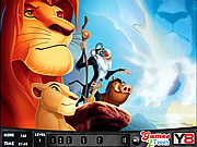 The Lion King - Numbers Hunt