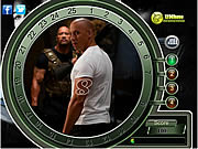 Fast and Furious 6 - Hidden Numbers