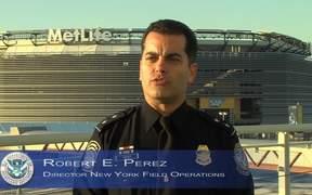 DFO Robert Perez Interviews CBP's Role