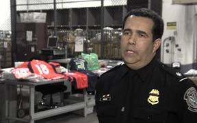 CBP Field Officer Interview on IPR