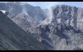 Uninterrupted Lava-dome Building Eruption