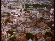 Unique Aerial View of Munich 1945