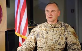 Col. Eriks Naglis, Latvia