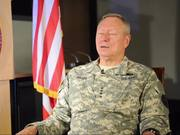 Army General Frank Grass