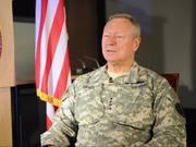 Army General Frank Grass