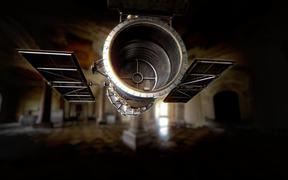 Hubble Steampunk