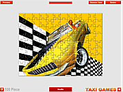 Crazy Taxi Jump