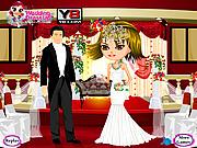 Celebrity Wedding Dressup
