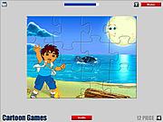 Diego Jigsaw Game