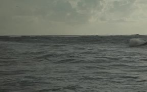 Strong Sea Waves