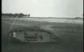 Allied Tanks during World War 1