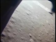Apollo 15 Landing on the Moon
