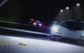 Need For Speed: Hot Pursuit Ad Campaign