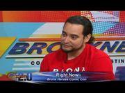 Bronx Heroes Comic Con