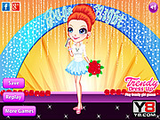 Pageant Girl Dress Up