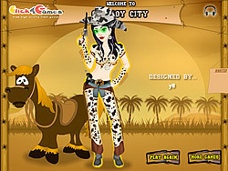 Cowgirl Games