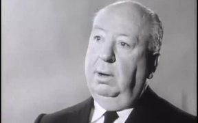 Highly Informative Interview with Alfred Hitchcock