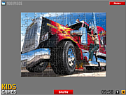 American Truck - Puzzle