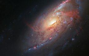 Hubblecast 62 - A spiral galaxy with a secret