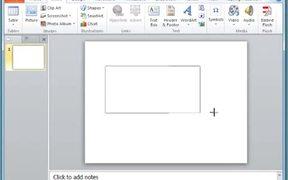 PowerPoint - Insert Text Box