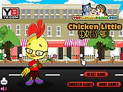 Chicken Little Dress Up