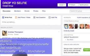 Drop Yo Selfie PKG