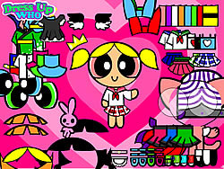 Powerpuff Girls Dress Up Game Play Online At Y8 Com