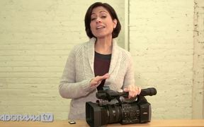 First Look Review of Sony FDR AX-1