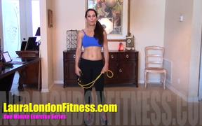 How to Do a Shoulder Press with Resistance Band