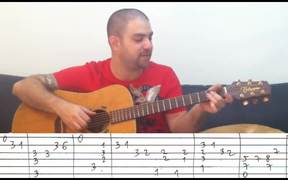 Fly Me to the Moon - Fingerstyle Tutorial