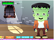 Frankenstein Dress Up