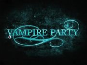 Vampire Party: Encourage To Donate Blood