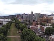 Bird's Eye View of Portland