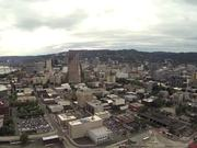 Bird's Eye View of Portland