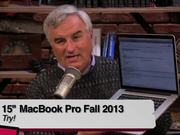 Apple MacBook Pro Fall 2013
