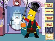 Bart Simpson Halloween Dressup