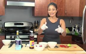 Hot Sauce Recipe (Asian Style)