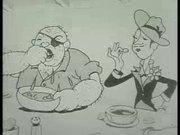 Tom and Jerry (Van Beuren): Pots and Pans
