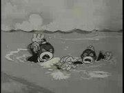 Tom and Jerry (Van Beuren): Plane Dumb
