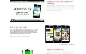 LG Optimus F3 (Sprint) - Review