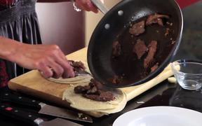 Korean BBQ Beef Taco Recipe