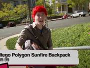 Altego Polygon Sunfire Backpack - Review